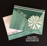 Stampin Up Daisy Delight Birthday Card Idea - Rosanne Mulhern