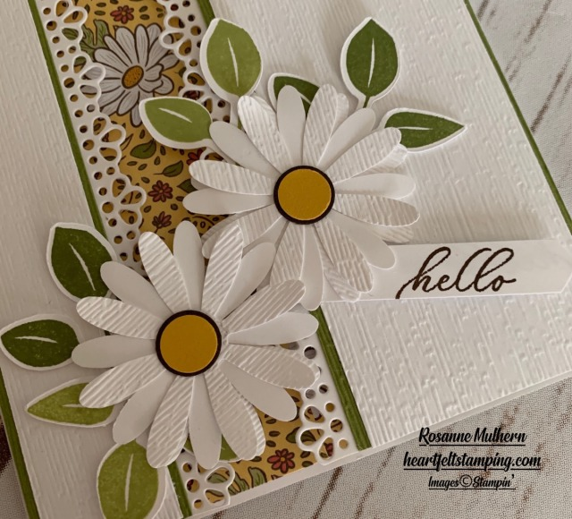 Stampin Up Ornate Garden Thinking of You Card Ideas - Rosanne Mulhern stampinup