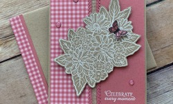 Stampin Up Ornate Style Mother's Day Card - Rosanne Mulhern stampinup