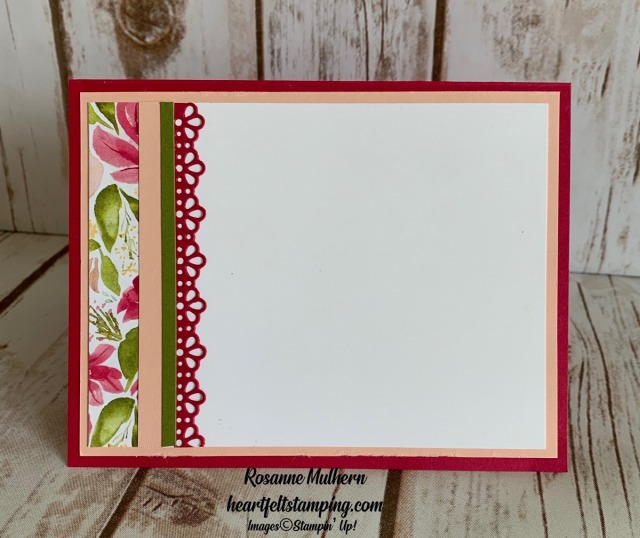 Stampin Up So Sentimental Get Well Cards Idea - Rosanne Mulhern stampinup